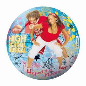 HASBRO High School Musical - Míč, 140 mm