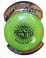 Frisbee SPORTING DISC - Freestyle 155 gr